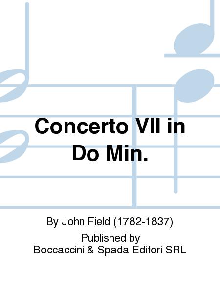 Concerto VII in Do Min.