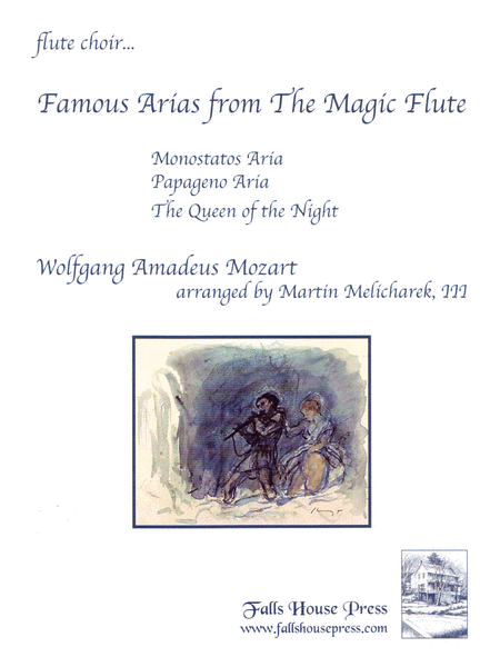 Famous Arias from the Magic Flute