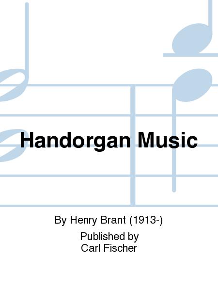 Handorgan Music