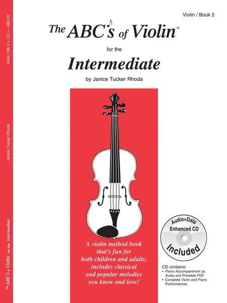 The Abc's of Violin for the Intermediate