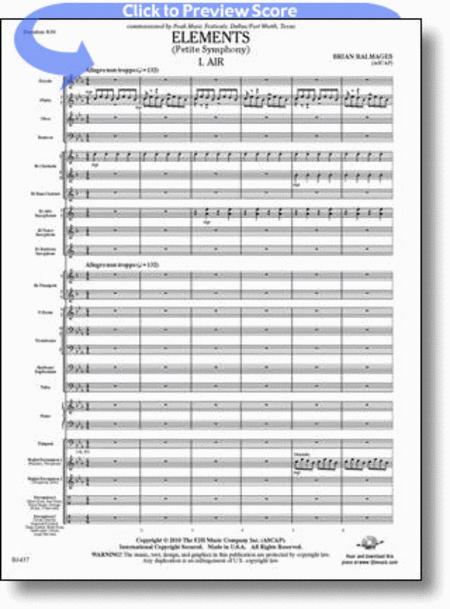 Elements (Petite Symphony)