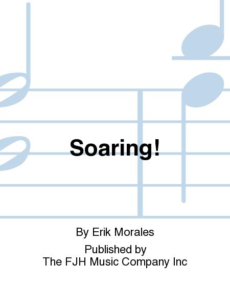 Soaring!