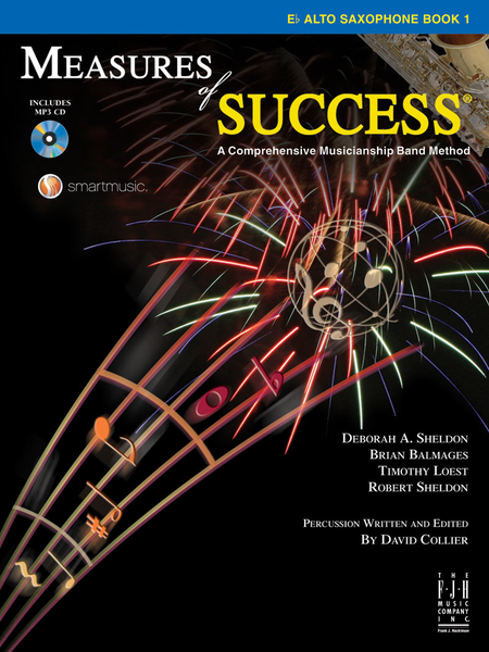 Measures of Success: E-flat Alto Saxophone Book 1