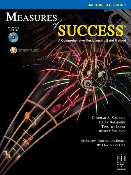 Measures of Success: Baritone B.C. Book 1