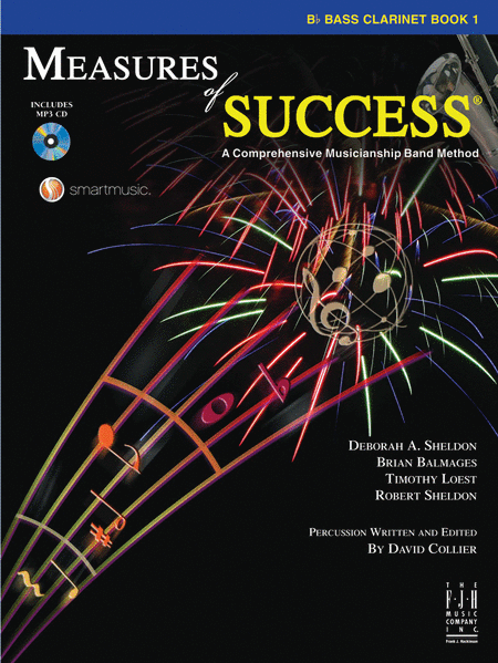 Measures of Success: Bass Clarinet Book 1