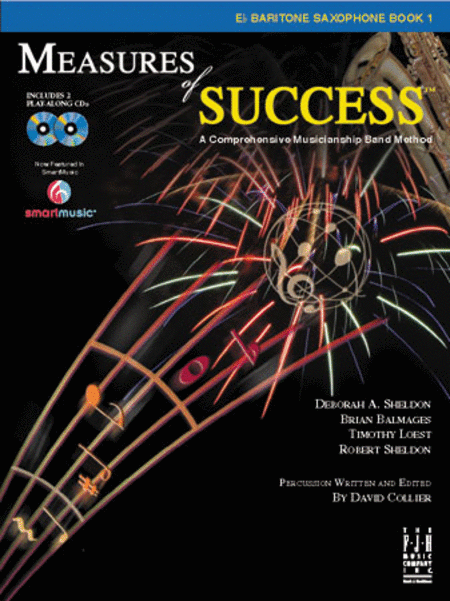 Measures of Success: E-flat Baritone Saxophone Book 1