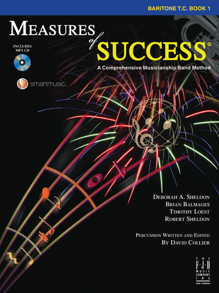 Measures of Success: Baritone T.C. Book 1