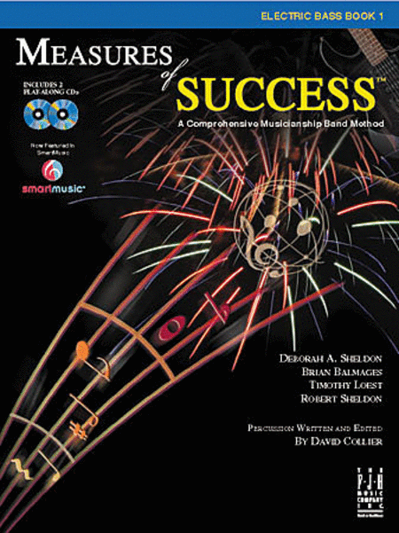 Measures of Success Electric Bass Book 1