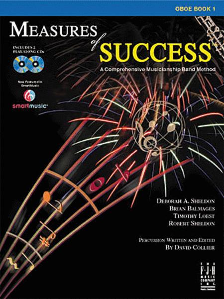 Measures of Success: Oboe Book 1