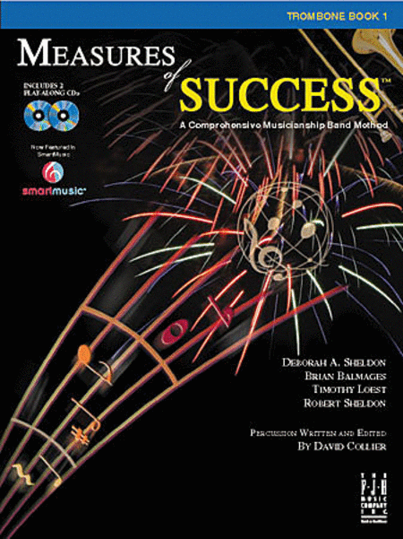 Measures of Success Trombone Book 1