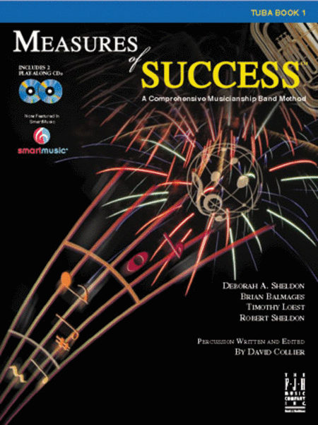 Measures of Success: Tuba Book 1