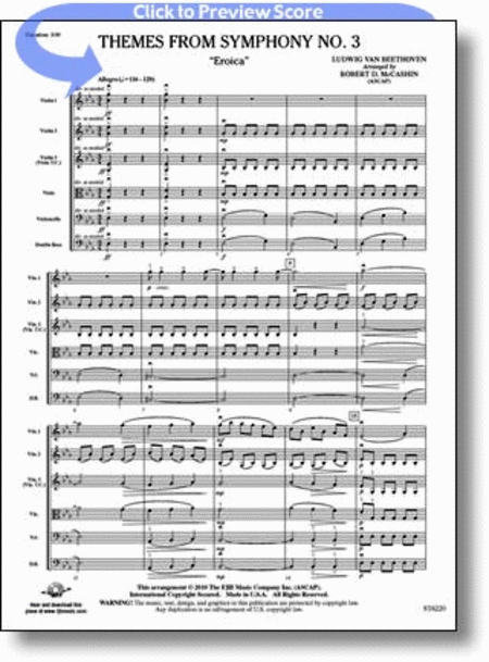 Themes from Symphony No. 3