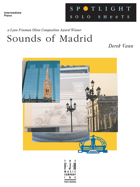 Sounds of Madrid