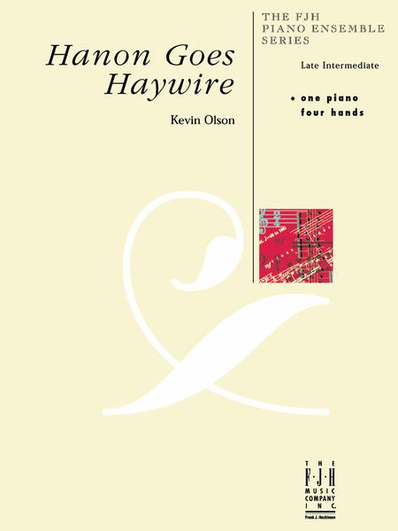 Hanon Goes Haywire