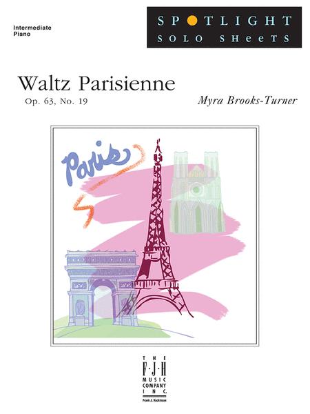 Waltz Parisienne, Op. 63, No. 19
