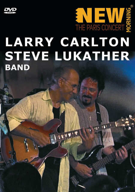 The Carlton Lukather Band - New Morning: The Paris Concert