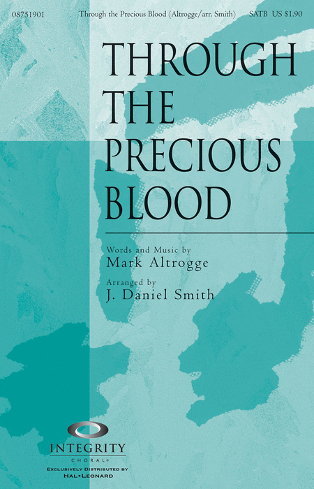Through the Precious Blood