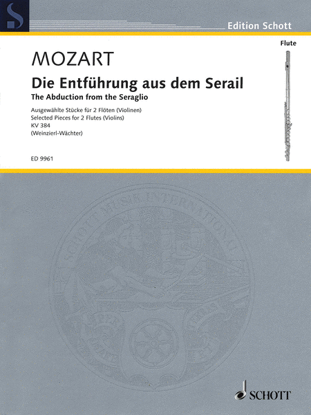 The Abduction from the Seraglio (Die Entfuhrung Aus Dem Serail)