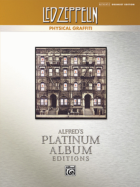 Led Zeppelin -- Physical Graffiti Platinum Drums