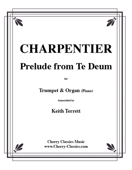 Prelude from Te Deum