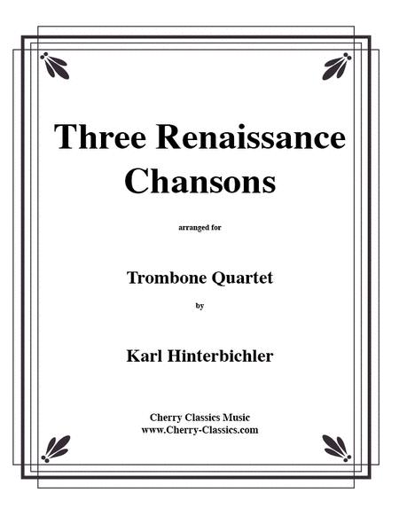 Three Renaissance Chansons