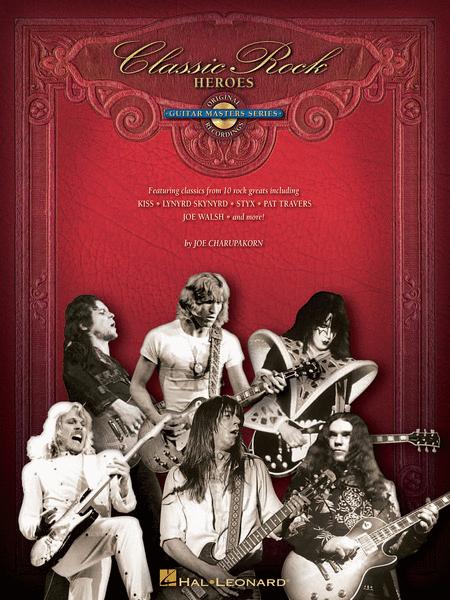 Classic Rock Heroes