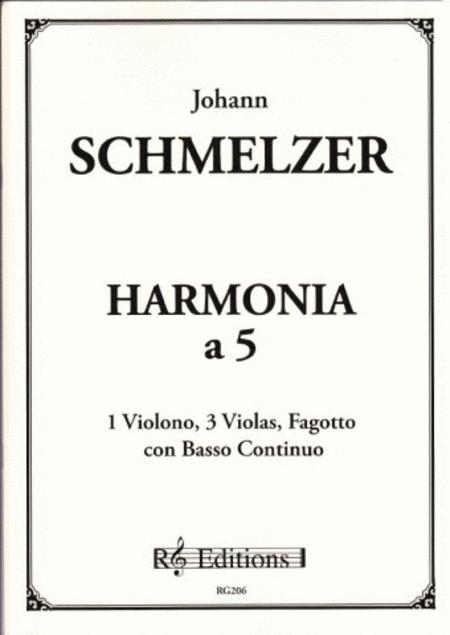 Harmonia a 5
