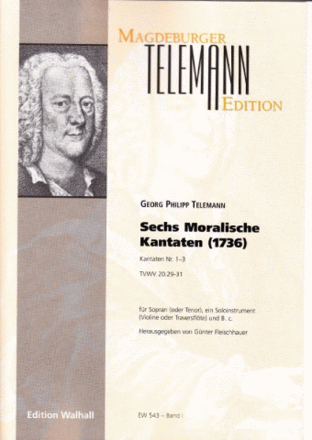Moralische Kantaten (1736) I