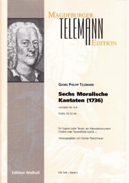 Moralische Kantaten (1736) II