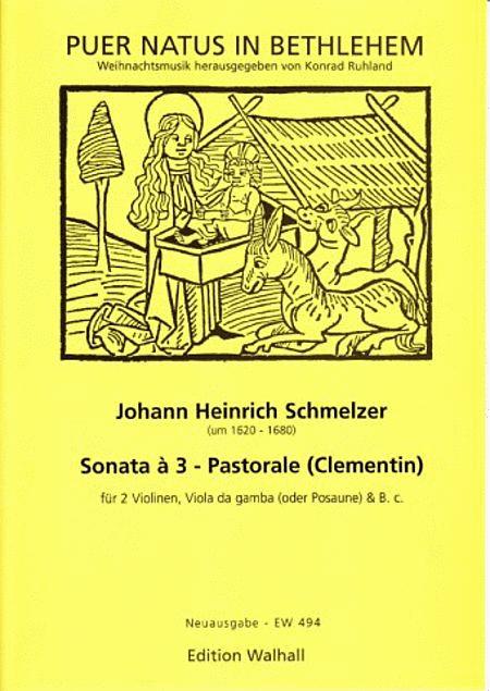 Sonata a 3 - Pastorale