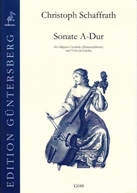 Sonate A-Dur