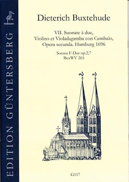 Suonate a due F-Dur op. 2,VII