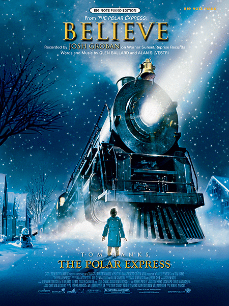 Believe (from The Polar Express)