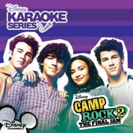 Disney Karaoke Series: Camp Rock 2 - The Final Jam (Karaoke CDG)