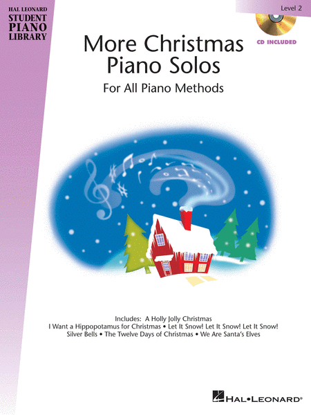 More Christmas Piano Solos - Level 2
