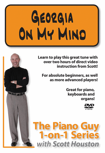 The Piano Guy 1-on-1 Series - Georgia on My Mind