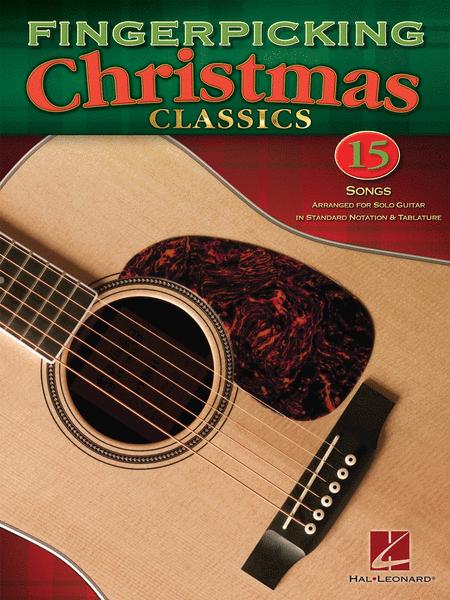 Fingerpicking Christmas Classics
