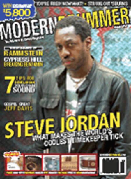 Modern Drummer Magazine October 2010