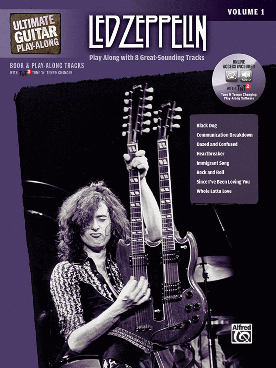 Ultimate Guitar Play-Along Led Zeppelin, Volume 1
