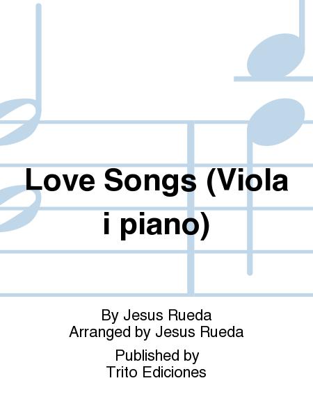 Love Songs (Viola i piano)