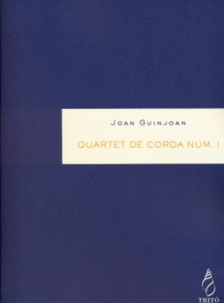 Quartet de corda, No. 1