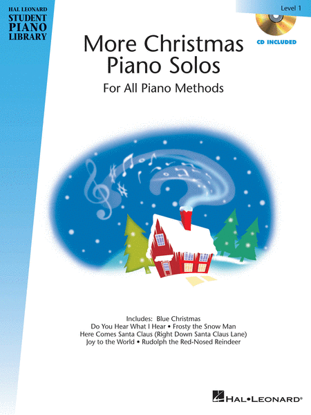 More Christmas Piano Solos - Level 1