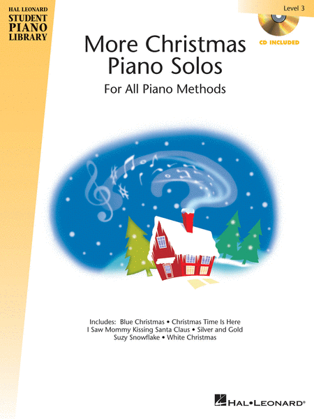More Christmas Piano Solos - Level 3