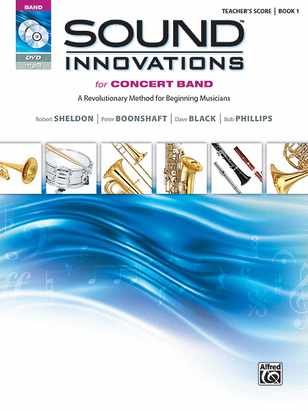 Sound Innovations for Concert Band, Book 1 (Conductor's Score)