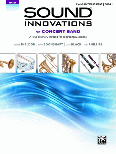 Sound Innovations for Concert Band, Book 1 (Piano Accompaniment)