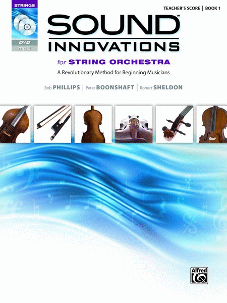Sound Innovations for String Orchestra, Book 1 (Conductor's Score)