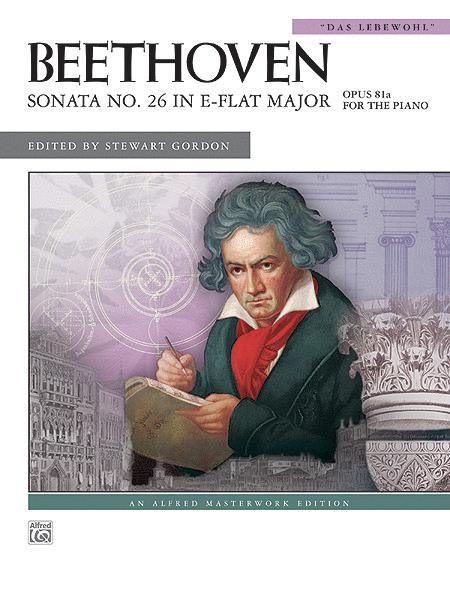 Sonata No. 26 in E-flat Major, Op. 81a