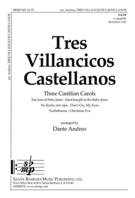 Tres Villancicos Castellanos