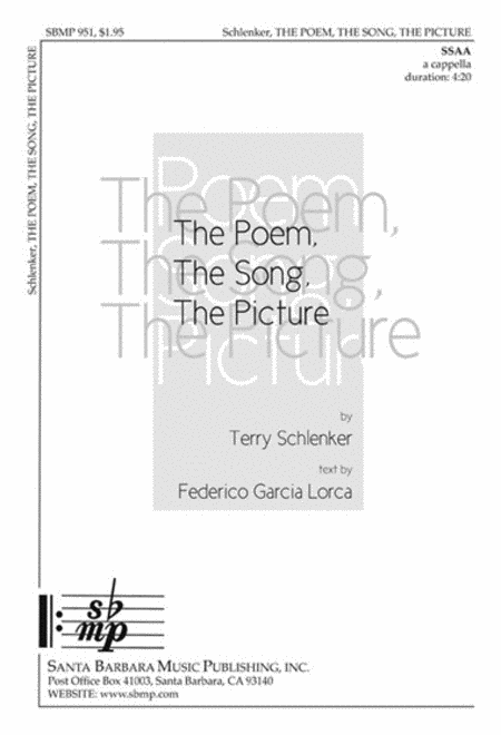 The Poem, the Song, the Picture