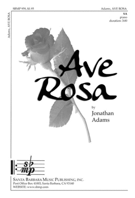 Ave Rosa